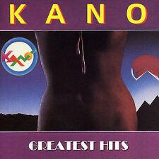 Greatest Hits by Kano (Italo Disco) (CD, Jun-1994, Unidisc)