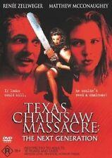 Texas Chainsaw Massacre: The Next Generation (DVD, 2004) Free Post!