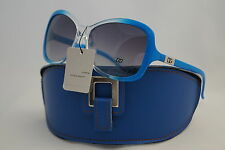 D.G SUNGLASSES FLASHY BLUE FASHION HOLIDAY STYLE+FREE GIFT BLUE CASE *511