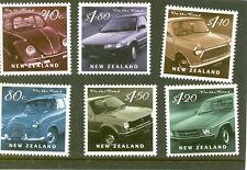 NUOVA Zelanda AUTOVEICOLI (2329-34) - Gomma integra, non linguellato Set di 6