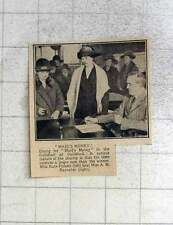 1925 Throwing Dice Maids Money Guildford Guildhall, Kate Pickett, Miss Reynolds
