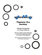 Tippmann Pro Carbine Paintball Marker O-ring Oring Kit x 2 rebuilds / kits