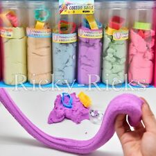 1lb DIY Silk Cotton Sand Slime Kit Unicorn Squishy Mud Poop Putty - 1 POUND