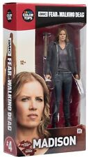 "COLOR TOPS RED WAVE #04: FEAR THE WALKING DEAD - MADISON CLARK 7"" ACTION FIGURE"
