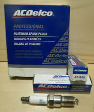 2 Brand New ACDelco Professional #41-942 Double Platinum Spark Plugs