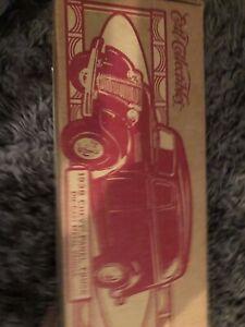 Ertl 1938 Chevy Panel Truck 1995 Collectors Die Cast Metal Model