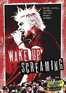 WAKE UP SCREAMING A Vans Warped Tour Documentary DVD NEW (STORE DISPLAY COPY)