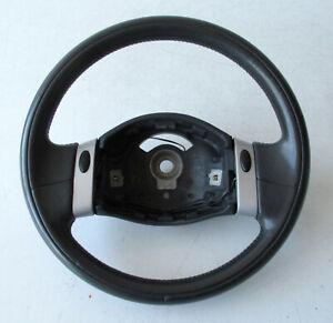 Genuine Used MINI 2 Spoke Black Leather Steering Wheel - R50 R52 R53 #64