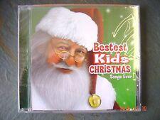 CD Bestest KIDS Christmas HOLIDAY Music Jingle Bells Deck HALLS Silent Night NEW