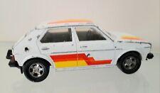 Vintage classic Matchbox Super Kings K-86 VW Volkswagen Golf/  1981 scale 1/43
