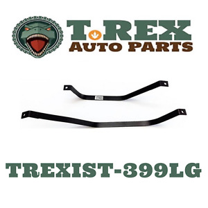 Liland IST399 Fuel Tank Straps for Nissan Versa (2007-2012) / Tiida (2007-2014)