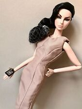 """FASHION ROYALTY FR2 AGNES VON WEISS RAVEN LONG HAIR GORGEOUS NUDE DOLL 12"""""""