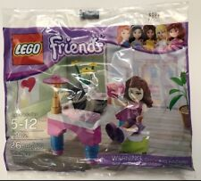 *BRAND NEW* Lego FRIENDS Olivia's Desk 30102 Polybag