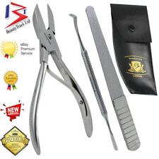 """Toe Nail Clippers Cutters HEAVY DUTY PLIERS Chiropody Podiatry German Model 5.5"""""""