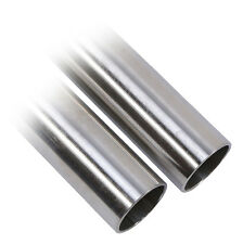 2 inch length x 1 inch dia. Stainless Steel Tubing By Actobotics Part # 635134