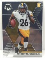 2020 Panini Mosaic ANTHONY MCFARLAND JR Rookie RC #237 Pittsburgh Steelers