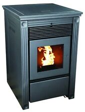 "Pellet Stove HEATER 36,000 BTU - 1800 Sq Ft - 66 Lb Hopper - 3"" Flue - 88 HR Run"