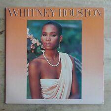 Whitney Houston Self-Titled 1985 Vinyl LP Arista Records AL 8-8212