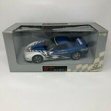 Chevrolet Corvette 1999 Daytona Pace Car 1/18 UT Models Blue ROLEX NEW