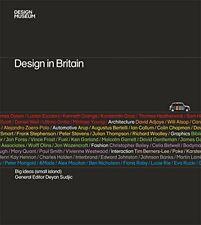 Design in Britain: Big ideas (small island) by Design Museum Enterprise Hardback
