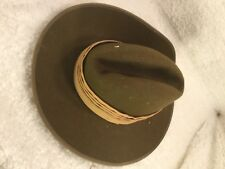 Australian Ww Ii Campaighn Coyboy Style Hat