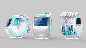 Multifunction 7in1  Hydra Facial Water Microdermabrasion skin deep clean machine