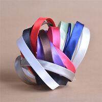 5pcs Plastic Boning Satin bias binding ribbon trim hat fascinator millinery B084