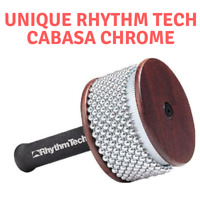 RT 6000 Rhythm Tech Tambourine Chrome