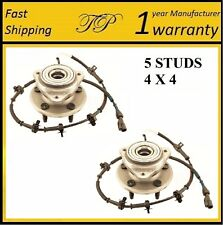 2000-2002 Ford RANGER (4X4, ABS) Front Wheel Hub Bearing Assembly (PAIR)
