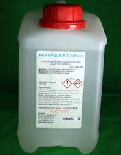 (9,90 EUR/l) 2 L Pantaquick100, Beschleuniger für Beton Mörtel Antifrost