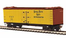 HO MTH Nickel Plate Road NKP R40-2 Wood REEFER # 904 NIB