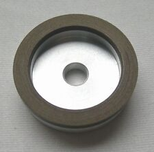 50mm Grit 2000 Diamond Grinding Wheel Cup / Cutter Grinder
