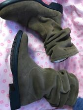 Bearpaw Size 5 Boots Winter Brown