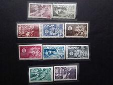 1945 - Romania - A.G.I.R ,Mi.903 - 912,  MNH