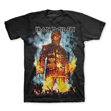 Iron Maiden T-Shirt Wicker Man Größe L Final Frontier Tour