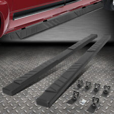 "FOR 09-19 RAM 1500 CLASSIC 5"" BLACK QUAD CAB FLAT SIDE STEP BAR RUNNING BOARDS"