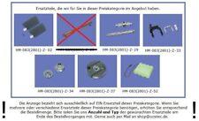 Piezas de repuesto hm-083 (2801) - z-02 29 33 34 37 52 Walkera Dragonfly heli 83#