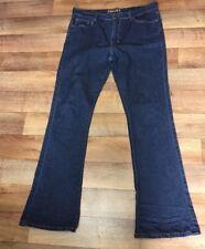 Slim N Lift Womens Jeans Size W 34 Boot Cut Blue Denim Cotton Cruise Western