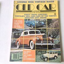 Old Car Illustrated Magazine Forest Grove Concours May 1978 060117nonrh2
