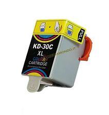 CARTUCCIA COMPATIBILE PER KODAK 30 XL COLORE 3952371 ESP C110 C115 C310 C315