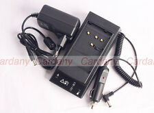GKL112 Charger For Leica GEB121 GEB111 Battery With Car Charger