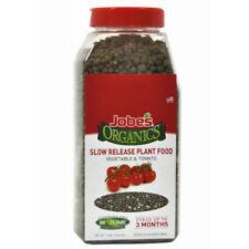 Jobes Organics 09086 Slow Release Vegetable & Tomato Food, Biozome, 2-3-4, 1