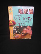 Everyday Victory for Everyday People by Carole Lewis ( Paperback), Free Shipping