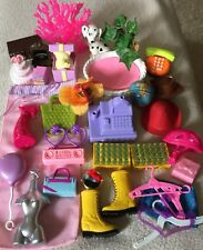Huge Barbie Kelly Doll Accessories Lot B