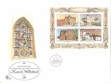 South West Africa 1981 Architecture of Luderitz First Day Cover FDC