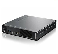Lenovo Thinkcentre M93p Tiny Core i5-4570T 2,9GHz 8Gb 512GB HDD LAN Mini PC