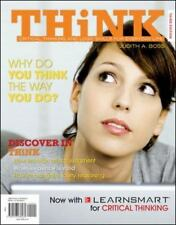 Think : Why Do You Think the Way You Do? by Judith A. Boss (2014, Paperback)