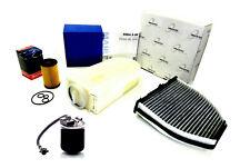 Filtro de combustible filtro aceite filtro de aire espacio interior filtro para GLK x204 w204 CDI