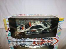 UT MINICHAMPS MERCEDES C DTM 1994 - LOHR 1:18 - BOXED + TRANSPORT STRAPS CAR