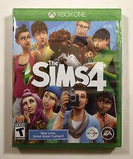 The Sims 4 (Microsoft Xbox One / XB1) Brand New Sealed - Fast Free Shipping
